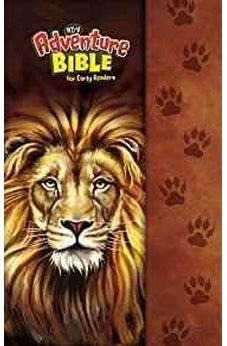 NIrV, Adventure Bible for Early Readers, Hardcover, Full Color Interior, Lion 9780310761396