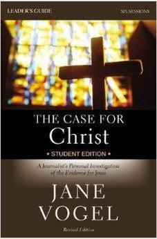 The Case for Christ/The Case for Faith Revised Student Edition Leader's Guide: A Journalist's Personal Investigation of the Evidence for Jesus 9780310819479