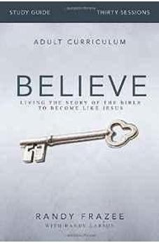 Believe Key Verse Cards: Adult/Student 9780310886440