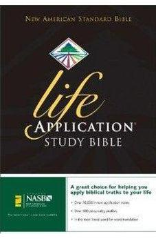 NASB Life Application Study Bible