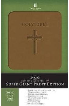Super Giant Print Bible-NKJV 9780529100221