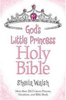 God's Little Princess Bible: New King James Version 9780529109002