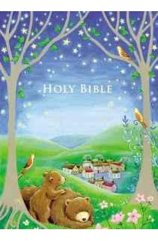 Sparkly Bedtime Holy Bible: International Children's Bible 9780718031435