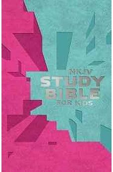 NKJV Study Bible for Kids Pink/Teal Cover: The Premiere NKJV Study Bible for Kids 9780718032470