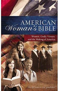 NKJV, American Woman's Bible, Hardcover 9780718076313