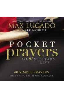 Pocket Prayers for Military Life: 40 Simple Prayers That Bring Faith and Courage 9780718077341