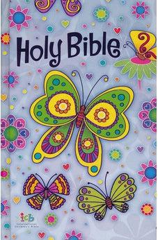 The Butterfly Sparkle Bible: International Children's Bible 9780718085575