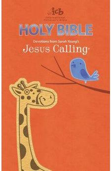 ICB Jesus Calling Bible for Children: with Devotions from Sarah Young's Jesus Calling (Jesus Calling (R)) 9780718088996