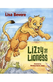 Image of Lizzy the Lioness 9780718096588