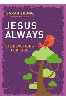 Image of Jesus Always: 365 Devotions for Kids 9780718096885