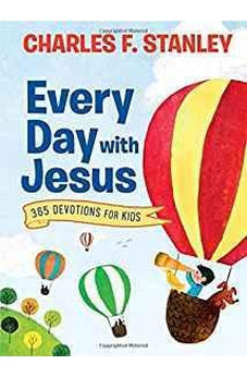 Every Day with Jesus: 365 Devotions for Kids 9780718098544
