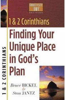 1 & 2 Corinthians: Finding Your Unique Place in God's Plan (Christianity 101® Bible Studies) 9780736909389