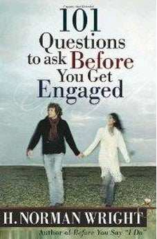 Image of 101 Questions to Ask Before You Get Engaged 9780736913942