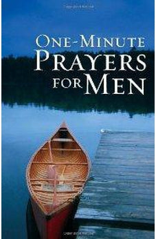One-Minute Prayers(TM) for Men Gift Edition 9780736928212