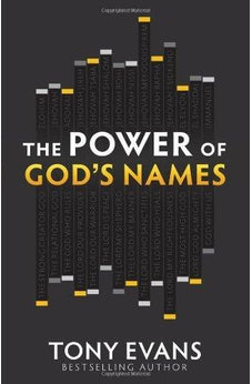 The Power of God's Names 9780736939973