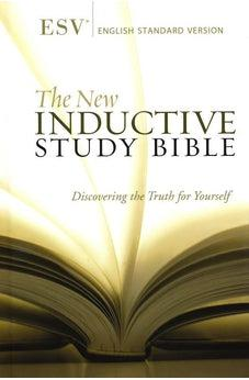 The New Inductive Study Bible (ESV) 9780736947008