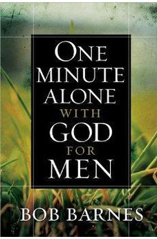 One Minute Alone with God for Men 9780736950817
