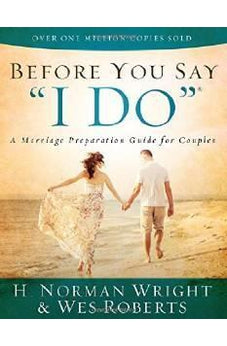 "Image of Before You Say ""I Do"": A Marriage Preparation Guide for Couples"