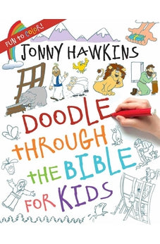 Doodle Through the Bible for Kids 9780736965200