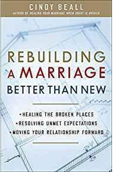 Rebuilding a Marriage Better Than New: *Healing the Broken Places *Resolving Unmet Expectations *Moving Your Relationship Forward 9780736967112