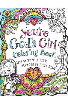 Image of You're God's Girl! Coloring Book 9780736969635