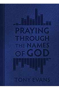 Praying Through the Names of God 9780736973212