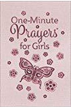 One-Minute Prayers for Girls