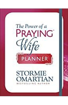 The Power of a Praying Wife Planner 9780736978835