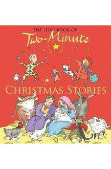 The Lion Book of Two-Minute Christmas Stories (Two-Minute Stories) 9780745963297