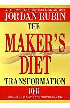 The Maker's Diet Transformation DVD 9780768403695