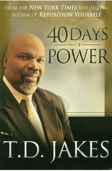 40 Days of Power 9780768442298