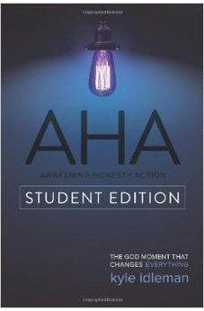 AHA Student Edition: The God Moment That Changes Everything 9780781411448