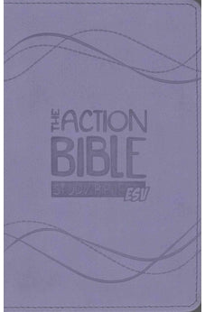 The Action Bible Study Bible ESV 9780781413596