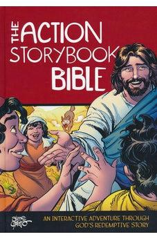 The Action Storybook Bible: An Interactive Adventure