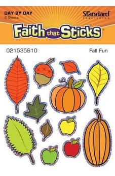 Image of Fall Fun (Faith That Sticks) 9780784774502