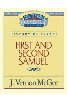 1 and   2 Samuel (Thru the Bible) 9780785203803