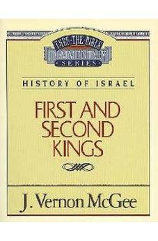 1 and   2 Kings (Thru the Bible) 9780785203940