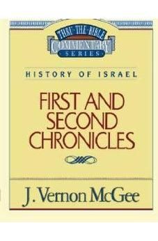1 and   2 Chronicles (Thru the Bible) 9780785204138