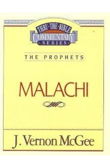 Malachi (Thru the Bible) 9780785206231