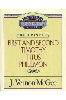 1 and   2 Timothy / Titus / Philemon (Thru the Bible) 9780785208020