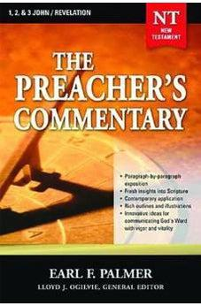 1,2,3 John, Revelation: The Preacher's Commentary 9780785248101
