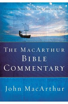 MACARTHUR 1 VOLUME BIBLE COMMENTARY 9780785250661