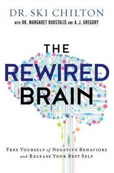 The ReWired Brain: Free Yourself of Negative Behaviors and Release Your Best Self 9780801007477