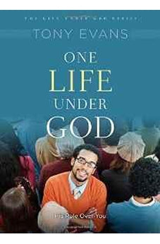 One Life Under God: His Rule Over You (Life Under God Series) 9780802411860