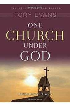 One Church Under God: His Rule Over Your Ministry (Life Under God) 9780802411877