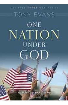One Nation Under God: His Rule Over Your Country (Life Under God Series) 9780802411884