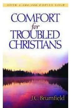 Image of Comfort for Troubled Christians 9780802414045