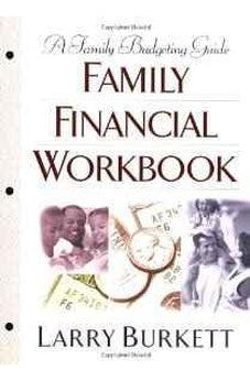 Family Financial Workbook: A Family Budgeting Guide 9780802414786