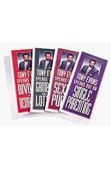 Tony Evans Speaks Out on Single Parenting (Tony Evans speaks out on...series) 9780802425638