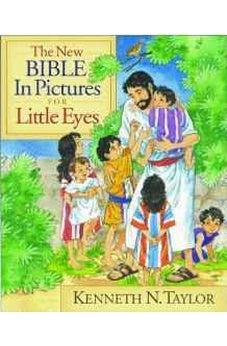 The New Bible in Pictures for Little Eyes Gift Edition 9780802430786